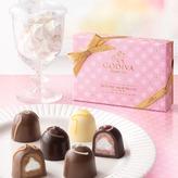 GODIVA 夢のようにやわらかくやさしい癒しと楽しい食感を一粒にしたチョコレート『ムースメレンゲ』新登場!